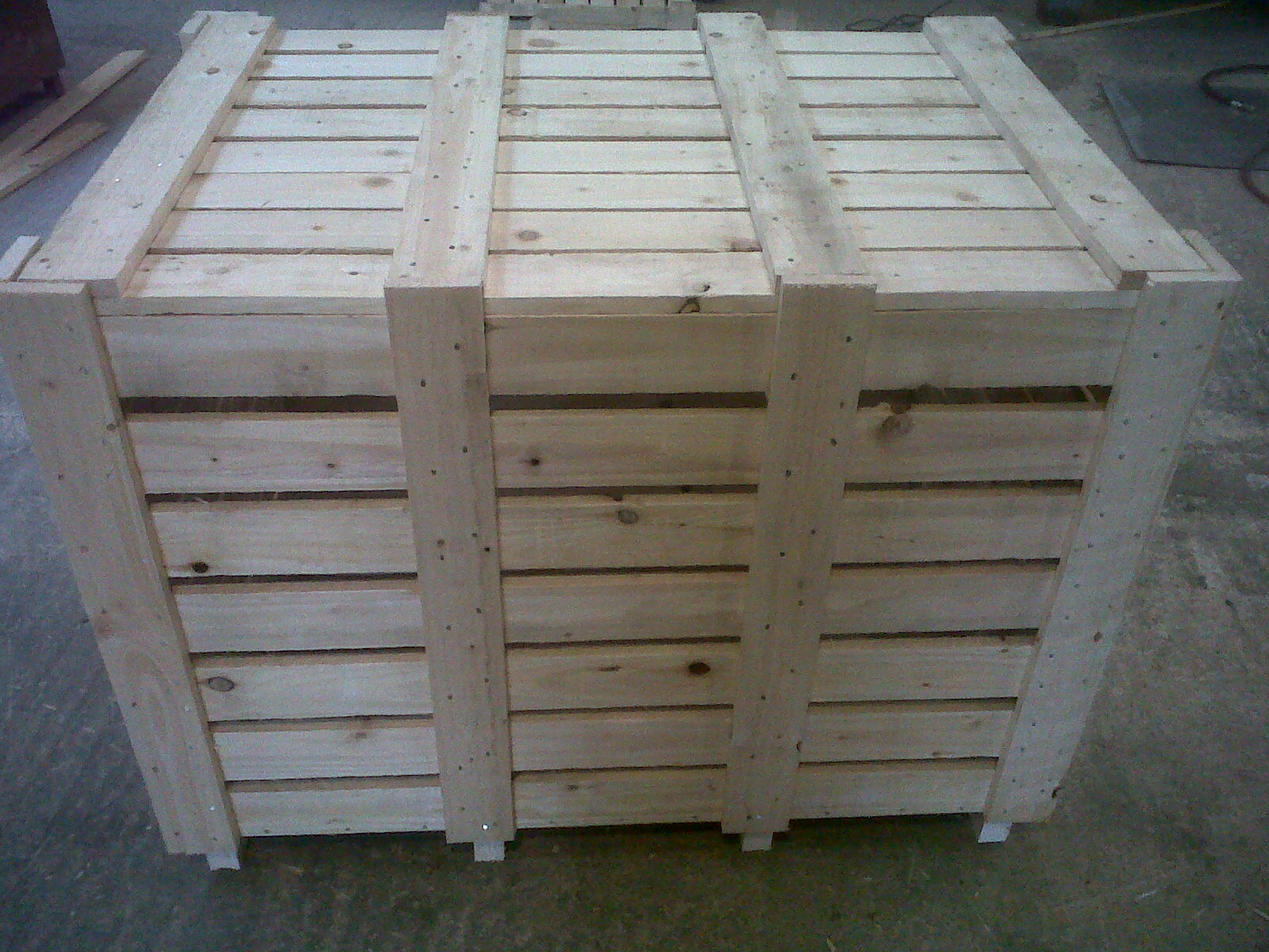 Shipping Crates image
