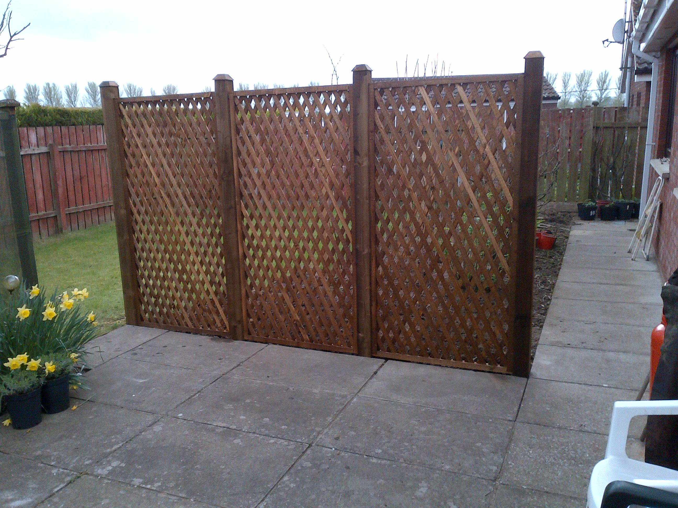 Bespoke Fencing Products image